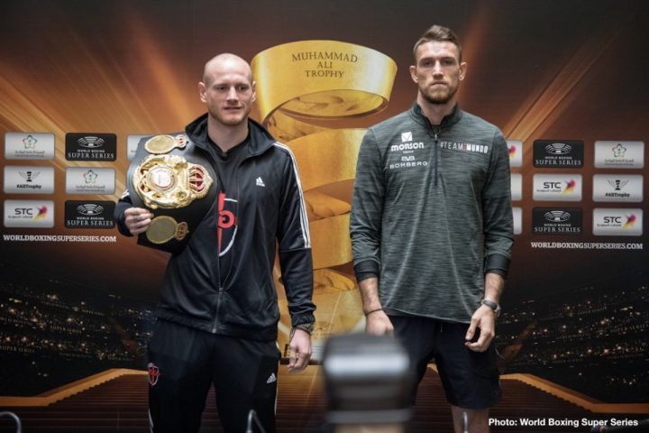 - Latest George Groves Callum Smith Groves vs. Smith