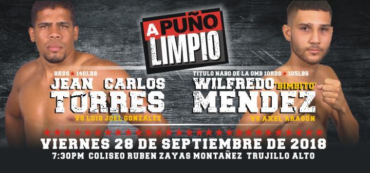 - Latest Jean Carlos Torres Wilfredo Mendez