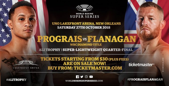 - Latest Regis Prograis Terry Flanagan
