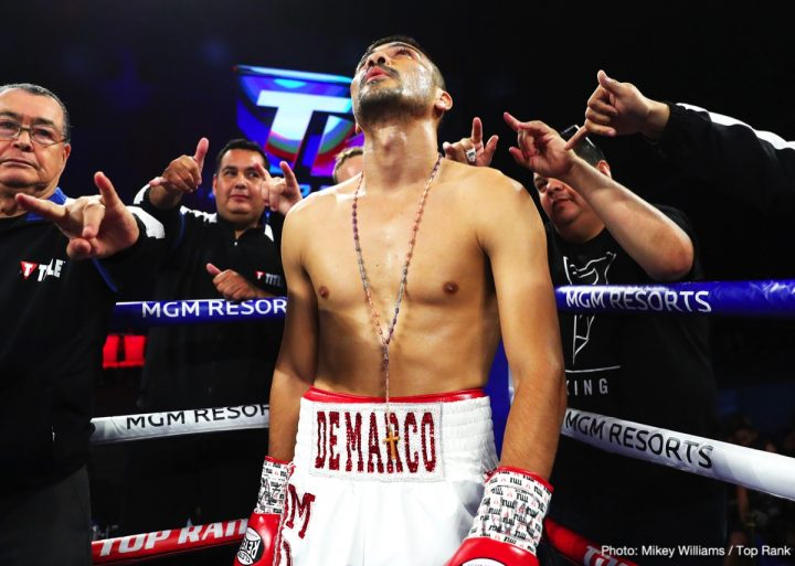 - Latest Anthony Dirrell Antonio DeMarco