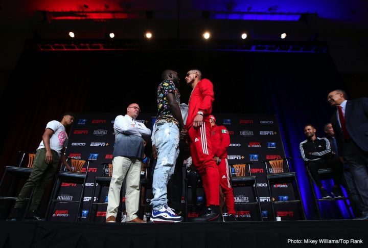 - Latest Terence Crawford Crawford vs. Benavidez Jose Benavidez Jr.