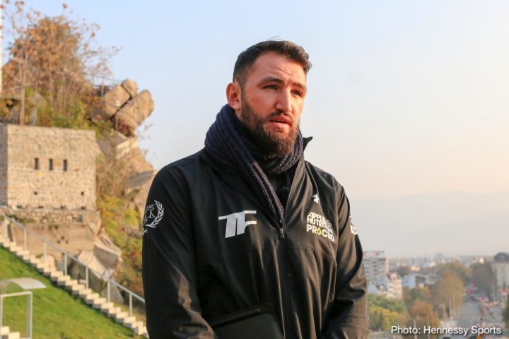 - Latest Kubrat Pulev Hughie Fury Pulev vs. Fury