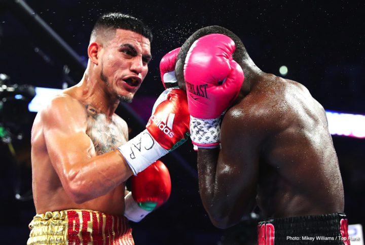Terence Crawford Crawford vs. Benavidez Jose Benavidez Jr.