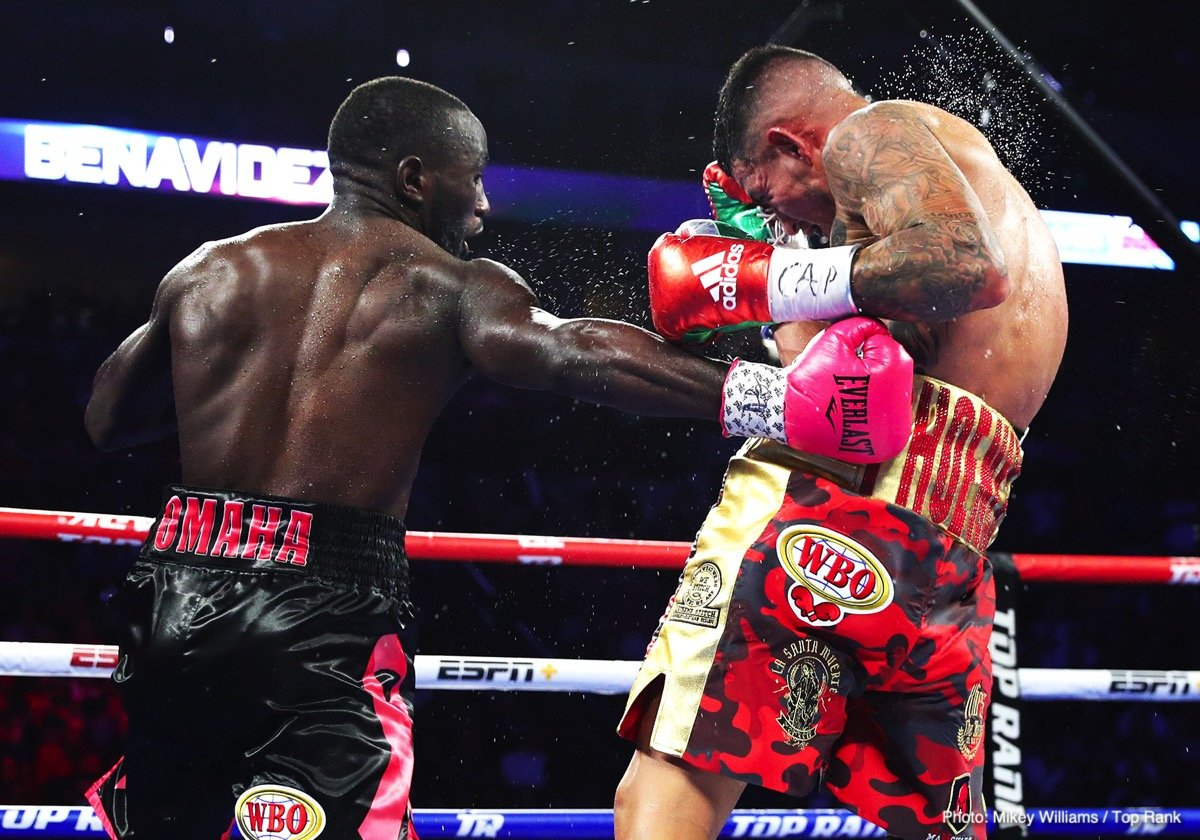 Errol Spence Jr Manny Pacquiao Terence Crawford