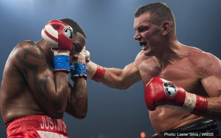 - Latest Dorticos vs. Masternak Emmanuel Rodríguez Mateusz Masternak Rodriguez vs. Moloney Yunier Dorticos