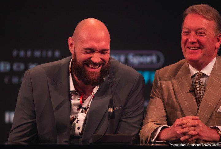 """Deontay Wilder Tyson Fury Jarrell """"Big Baby"""" Miller Miller vs. Adamek Wilder vs. Fury"""