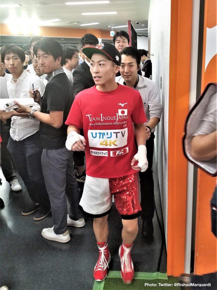 Latest Inoue vs. Payano Naoya Inoue