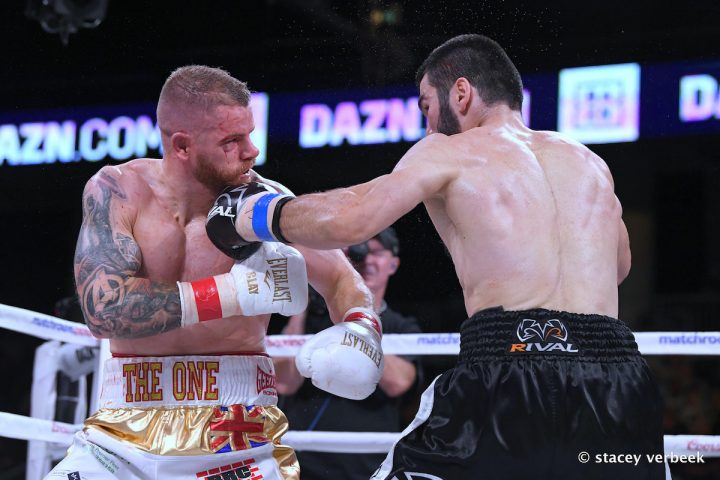 Artur Beterbiev Beterbiev vs. Johnson Callum Johnson