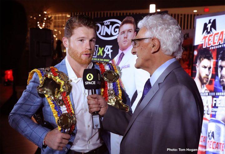 - Latest Canelo Alvarez Canelo vs. Fielding Rocky Fielding