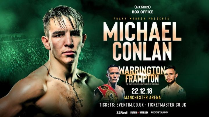 - Latest Carl Frampton Josh Warrington Michael Conlan Warrington vs. Frampton