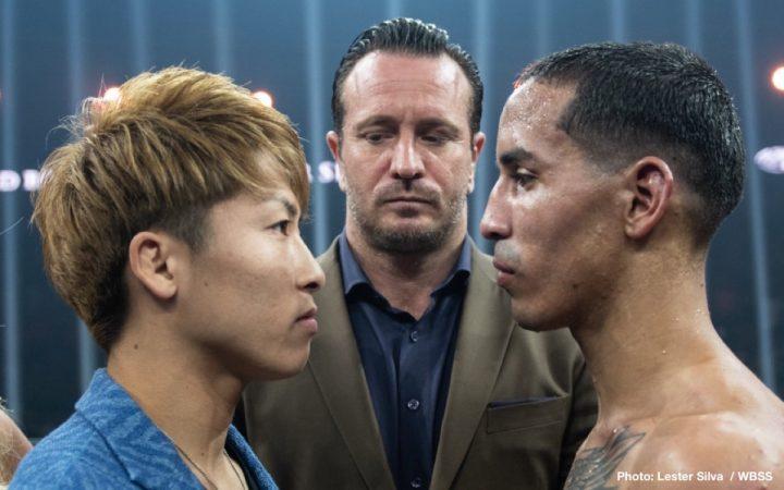 Latest Emmanuel 'Manny' Rodriguez Inoue vs. Rodriguez Naoya 'Monster' Inoue