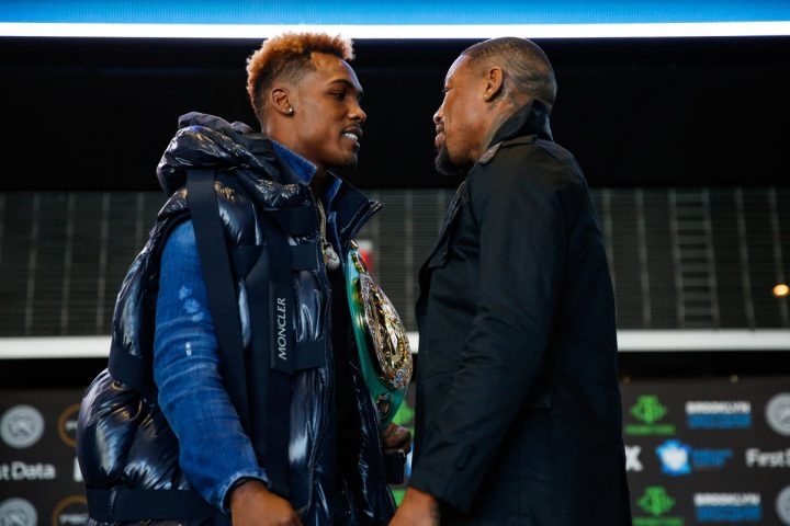Latest Charlo vs. Monroe Jr. DAZN Eddie Hearn Jermall Charlo