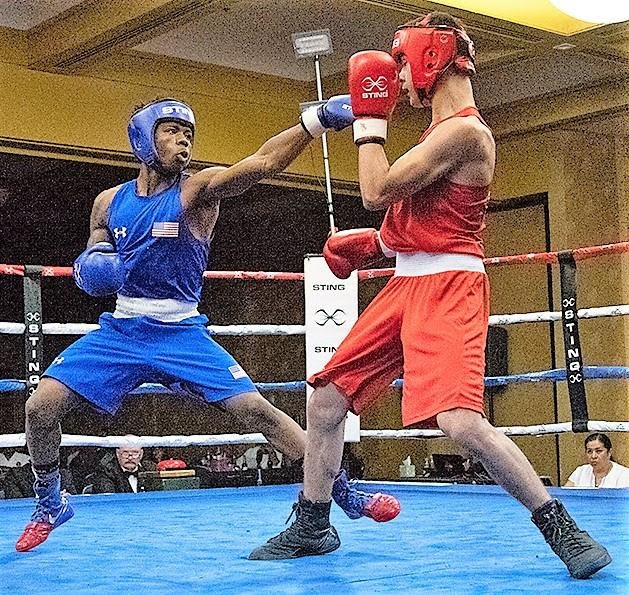 Otha Jones III Competing At Summer Youth Olympic Games