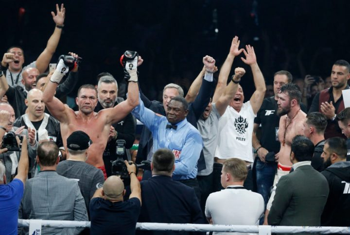 Anthony Joshua Kubrat Pulev Hughie Fury Pulev vs. Fury