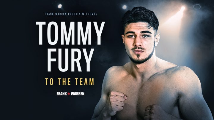 - Latest Tommy Fury