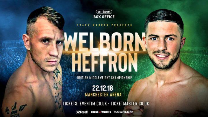 - Latest Jason Welborn Mark Heffron