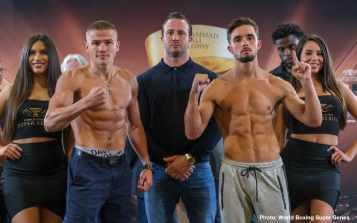 "- Latest Anthony Yigit Baranchyk vs. Yigit Ivan Baranchyk Prograis vs. Flanagan Regis ""Rougarou"" Prograis Terry Flanagan"
