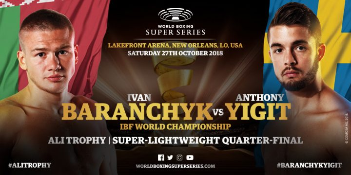 - Latest Anthony Yigit Ivan Baranchyk