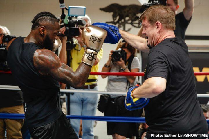 - Latest Deontay Wilder Tyson Fury Jarrett Hurd Luis Ortiz Wilder vs. Fury