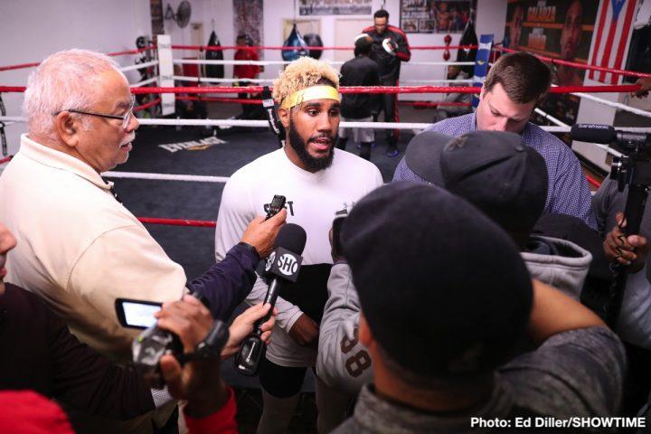 Deontay Wilder Tyson Fury Hurd vs. Welborn Jarrett Hurd Jason Welborn Wilder vs. Fury