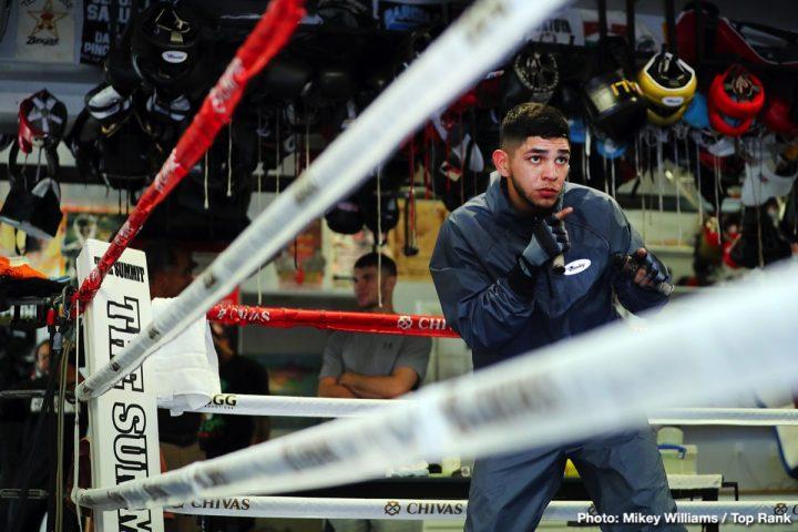 - Latest Alex Saucedo Maurice Hooker Saucedo vs. Hooker
