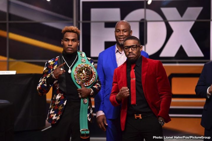 Latest Charlo vs. Monroe Jr. Willie Monroe Jr