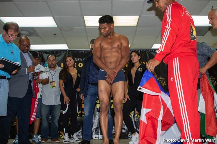 - Latest Yuriorkis Gamboa Gamboa vs. Beltran Jr. Miguel Beltran Jr