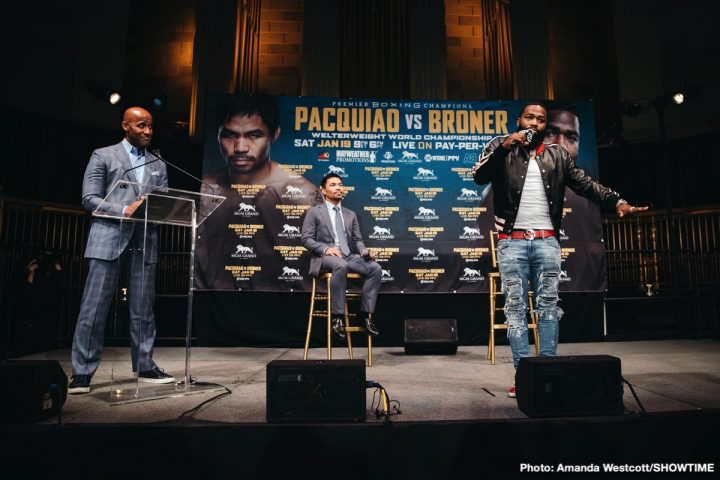Adrien Broner Manny Pacquiao Pacquiao vs. Broner