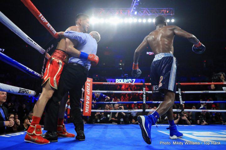 Latest Alex Saucedo Hooker vs. Saucedo Maurice Hooker Roberto Arriaza