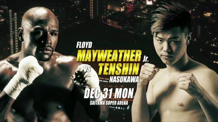 Floyd Mayweather Jr Mayweather vs. Nasukawa Tenshin Nasukawa