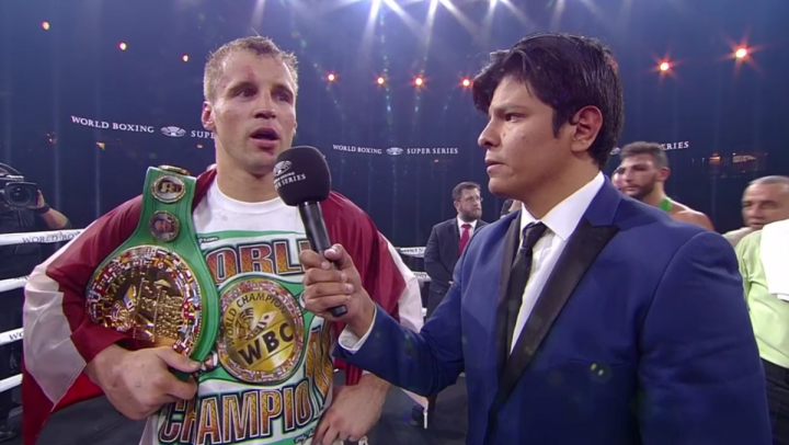 Latest Briedis vs. Mikaelian Mairis Briedis Noel Mikaelian