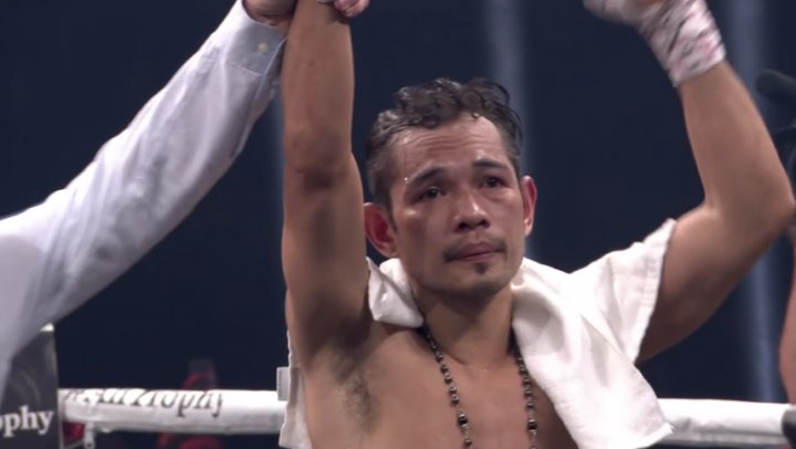 Nonito Donaire Defeats Injured Ryan Burnett Results Boxing News 24