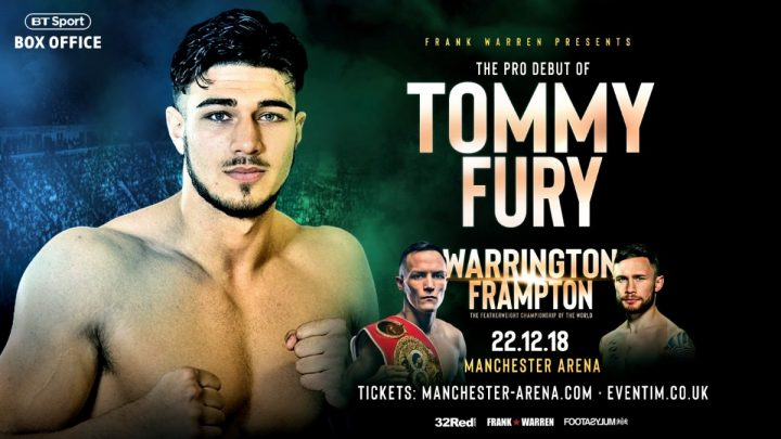 tommy fury - photo #36