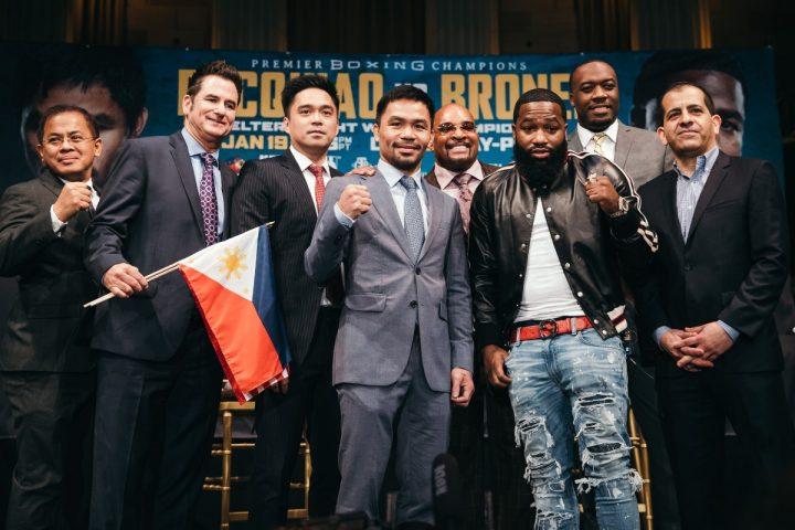 Adrien Broner Manny Pacquiao