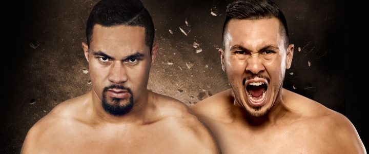 "- Latest Joseph Parker Alexander ""The Great"" Flores Parker vs. Flores"