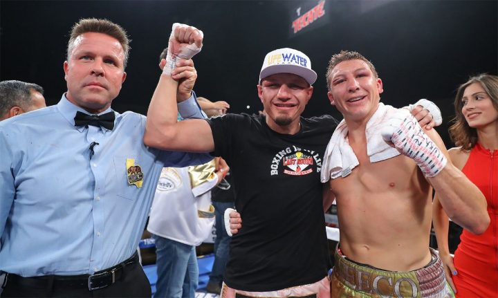 - Latest Jesus Soto Karass Macias vs. Soto Karass Neeco