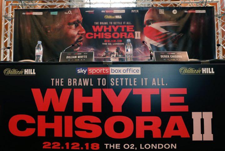 1e2df234 Joshua picks Chisora over Whyte on Saturday » Boxing News 24 Boxing ...