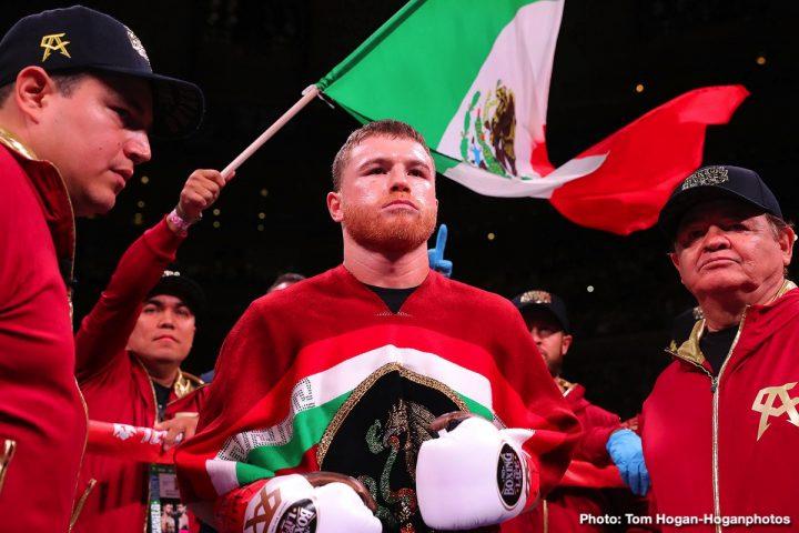 Daniel Jacobs Saul Alvarez Canelo vs. Jacobs DAZN Golden Boy Promotions Matchroom Boxing