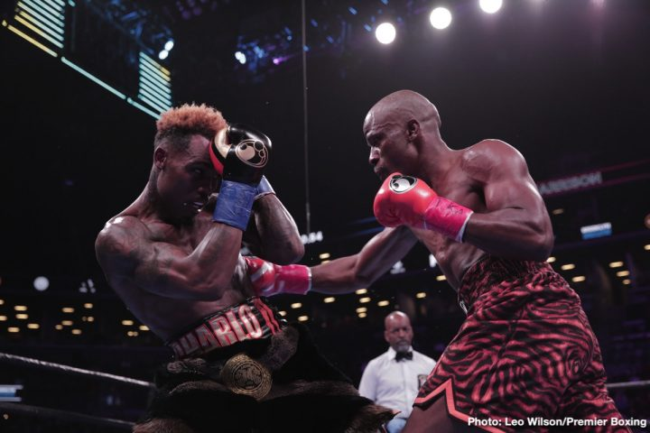 Latest Harrison vs. Charlo 2 Jermall Charlo Jermell Charlo Tony Harrison