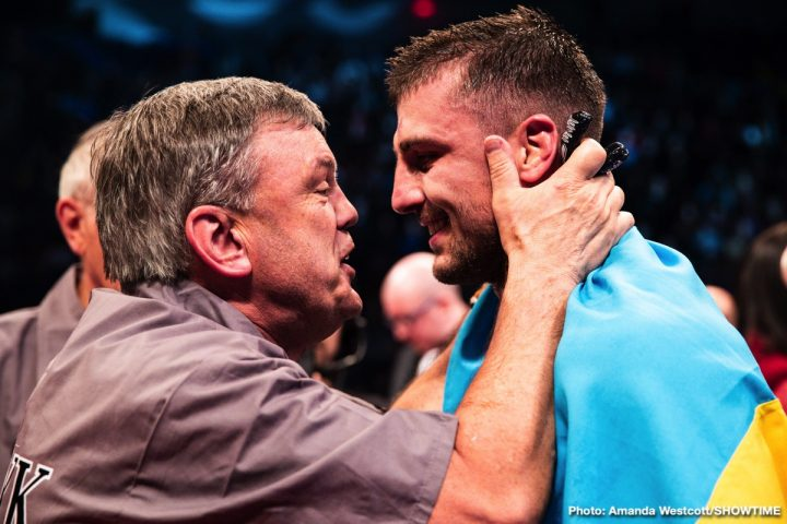 - Latest Teddy Atlas