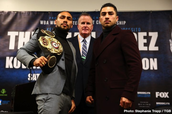 - Latest Keith Thurman Adam Kownacki Josesito Lopez Thurman vs. Lopez