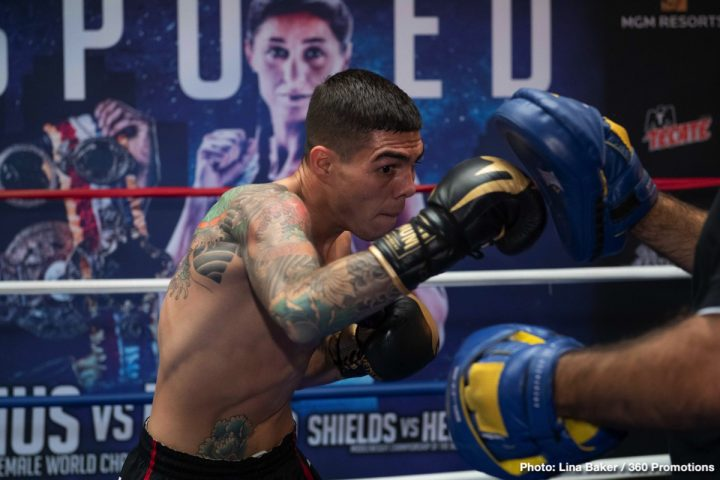 - Latest Cecilia Braekhus Claressa Shields Estrada vs. Mendez Juan Francisco Estrada Victor Mendez