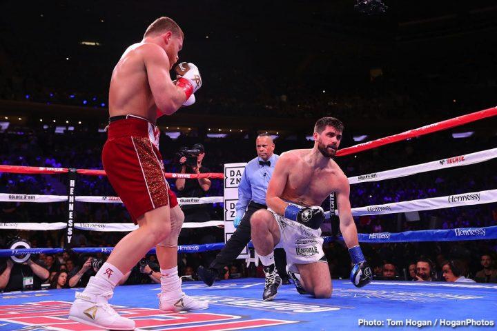 Canelo Alvarez Callum Smith Canelo vs. Fielding Rocky Fielding