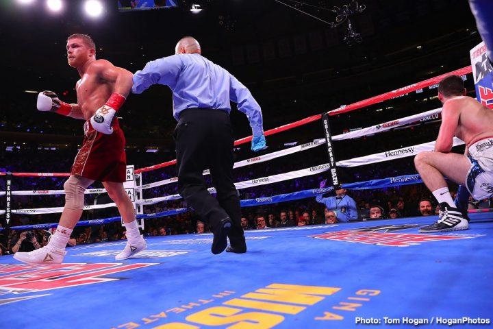 Gennady Golovkin Saul Alvarez Canelo vs. Fielding Canelo vs. Golovkin III Rocky Fielding