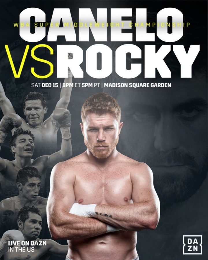 - Latest Saul Alvarez Canelo vs. Fielding