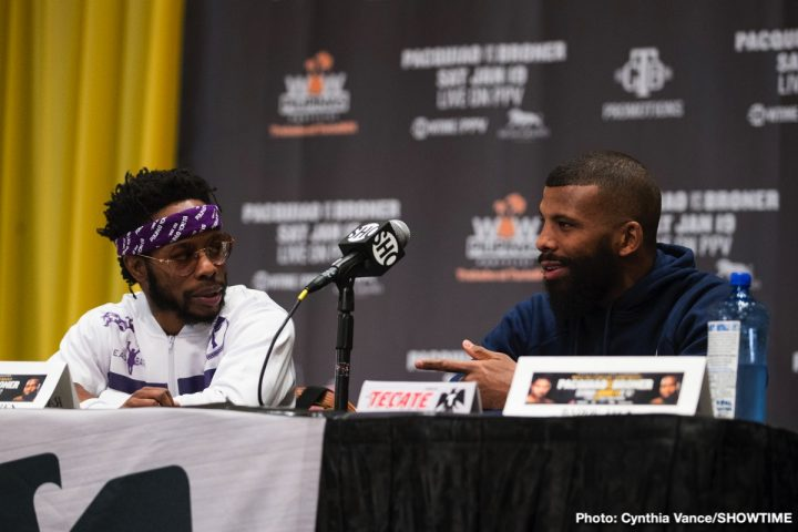 - Latest Adrien Broner Manny Pacquiao Badou Jack Jack vs. Browne Marcus Brown Nordine Oubaali Pacquiao vs. Broner Rau'shee Warren Warren vs. Oubaali