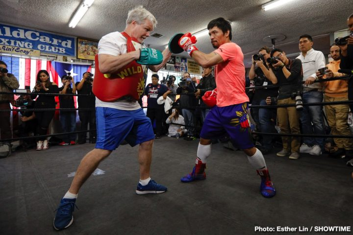 - Latest Adrien Broner Manny Pacquiao Pacquiao vs. Broner