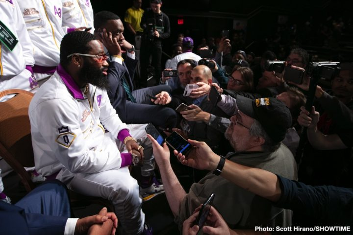 - Latest Adrien Broner Manny Pacquiao