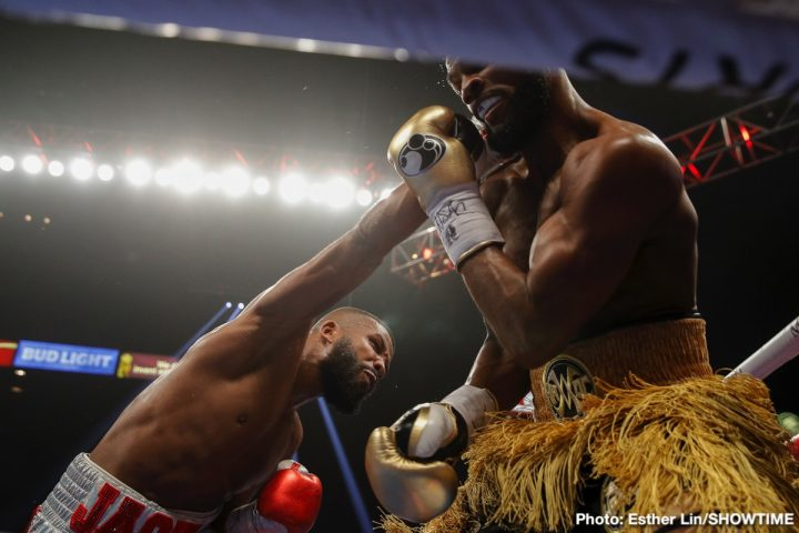 Latest Badou Jack Browne vs. Jack Marcus Browne