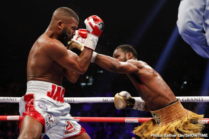 Latest Badou Jack Marcus Browne